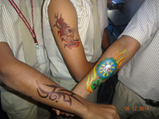 tattoo-making