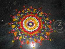 floral-rangoli-competition