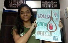 Graphic Poster Campaign-World Suicide Prevention Day